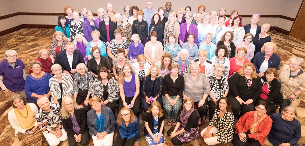 NFPW conference attendees