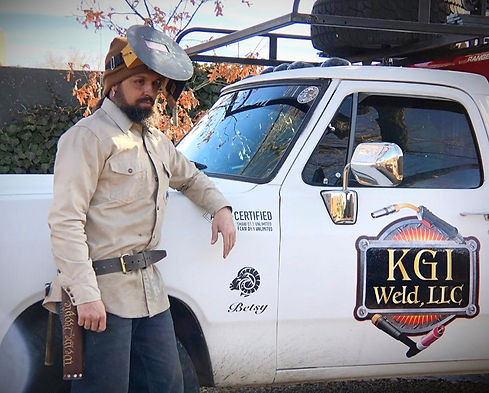 kevin gowdy welder in new mexico