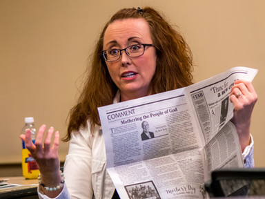 First Female Editor of Alabama's Third-Largest Newspaper Says Challenge Is Staying Relevant