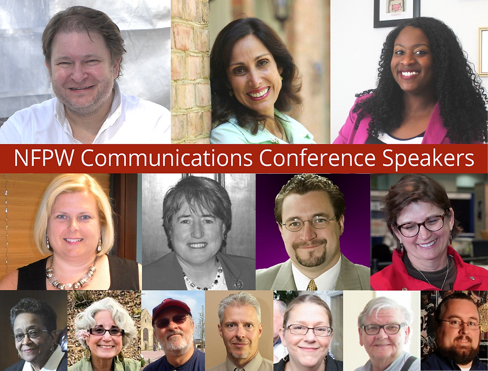 nfpw conference speakers