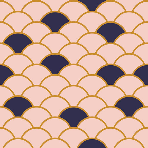 SCALLOP JEWELS | Blush