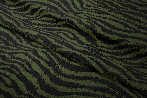 TROPICAL SAFARI | Zebra Khaki