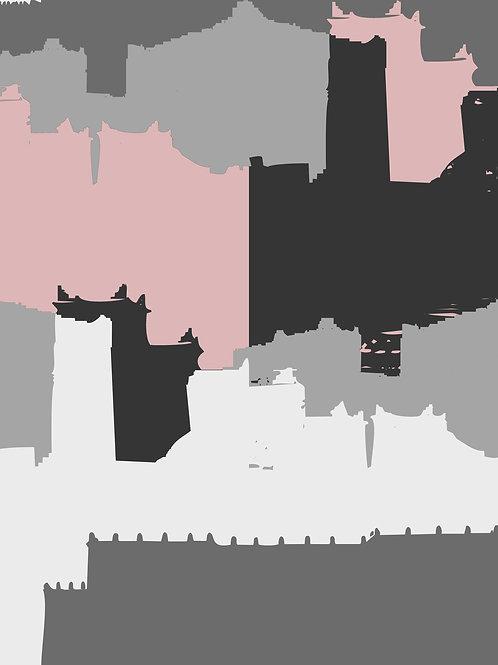 KASBAH | Neutral Pink