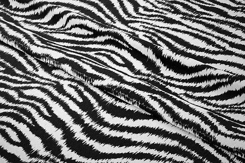 TROPICAL SAFARI | Zebra Mono
