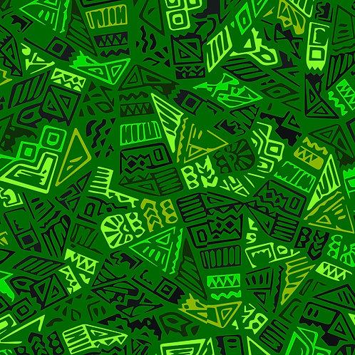 KWANTU | Green Shades