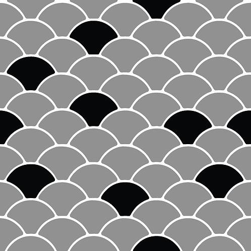 SCALLOP JEWELS | Monochrome