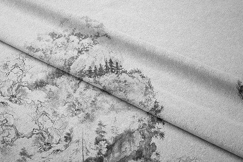ZEN MOUNTAINS    White