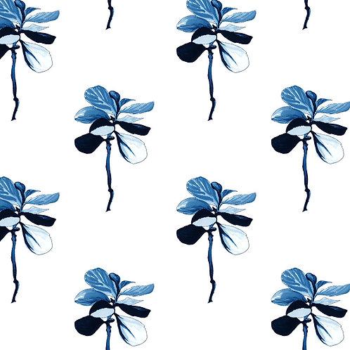 LEAVES | Delf Blue