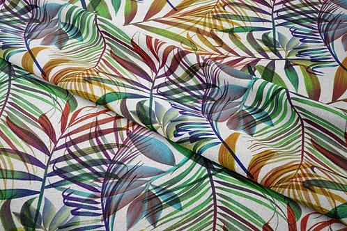 FLORAL FANTASY | Rainbow Leaves