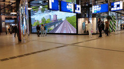 Amsterdam CS LED Scherm LED Display
