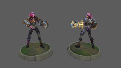 Vi Armor