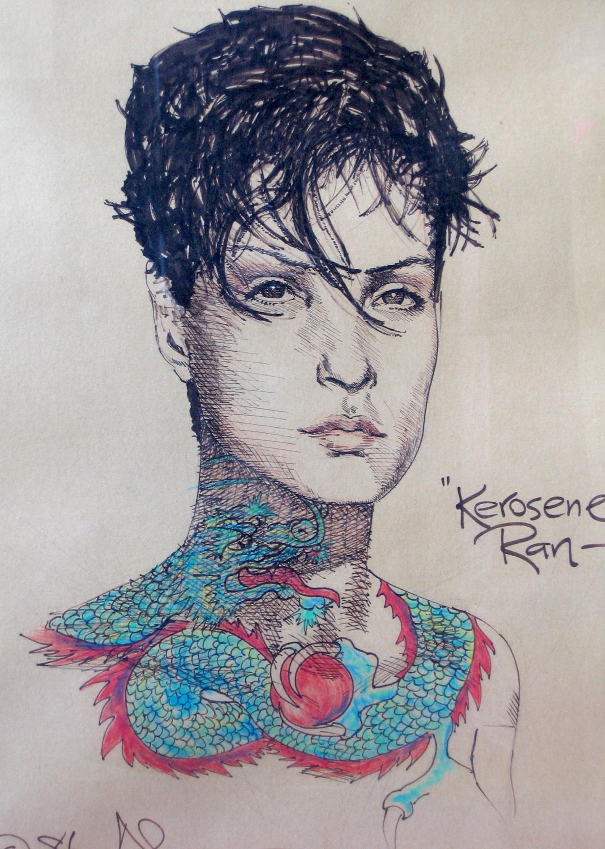 Character: Kerosene Ran