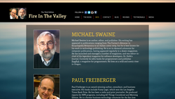 Fire in the Valley Authors