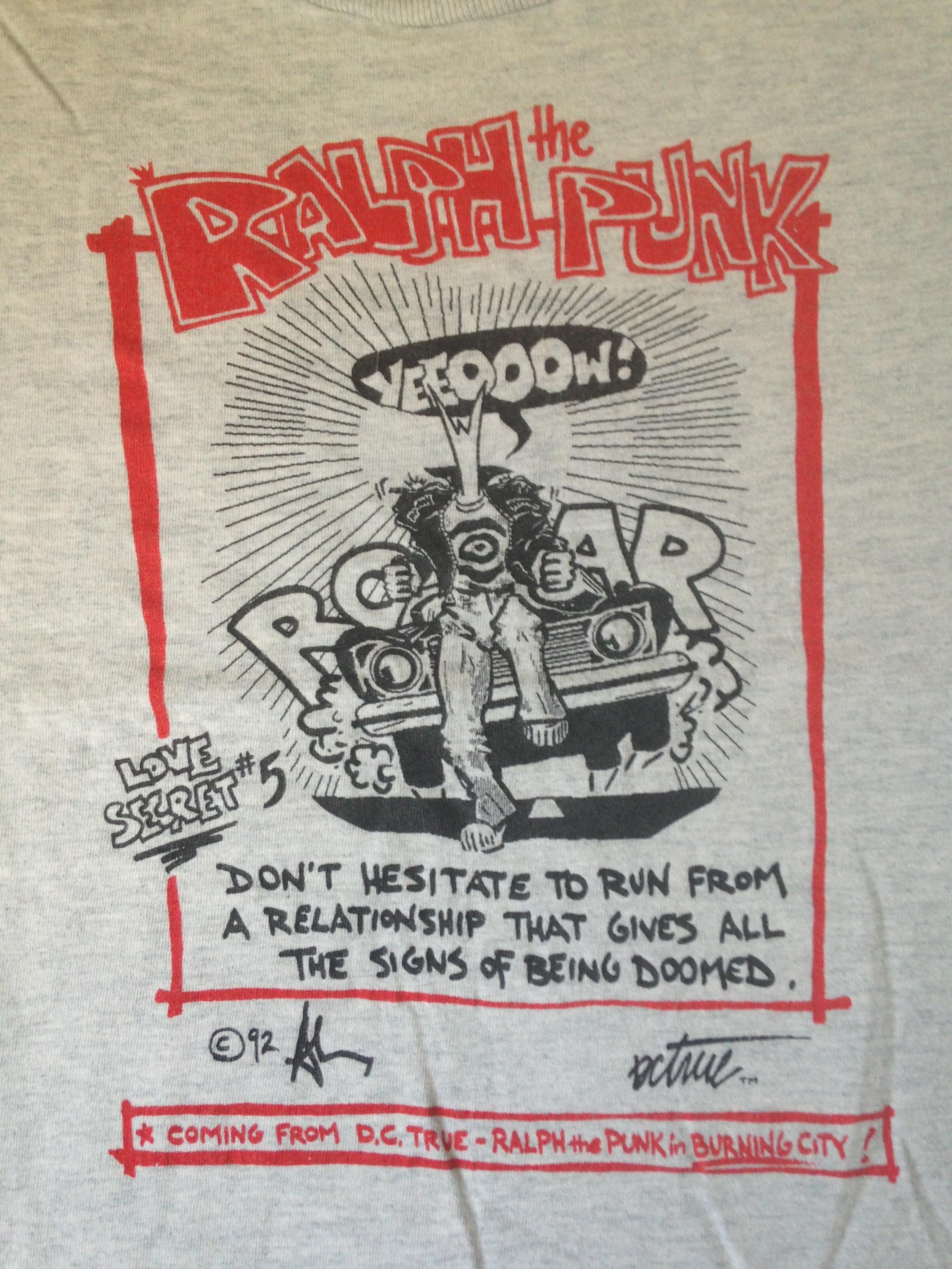 Ralph the Punk t-shirt
