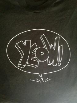 Back of Ralph the Punk t-shirt
