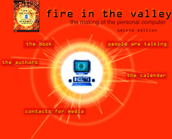 Original Fire in the Valley website