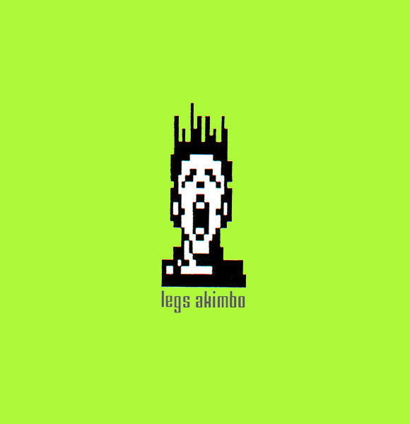 Legs Akimbo label logo