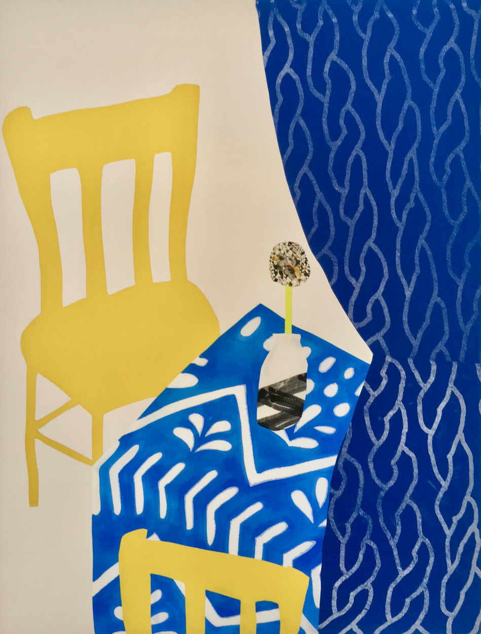 The Yellow Chair