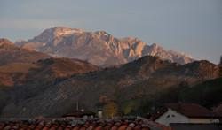Picos de Europa desde Bobia d arriba