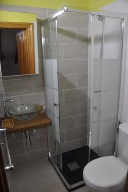 Baño en todas las habitaciones