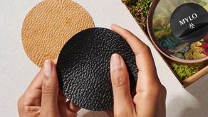 Eine Leder-Alternative aus Pilzzellen