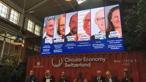 "studiocolony notiert: ""launching the movement Circular Economy Switzerland-Event"""