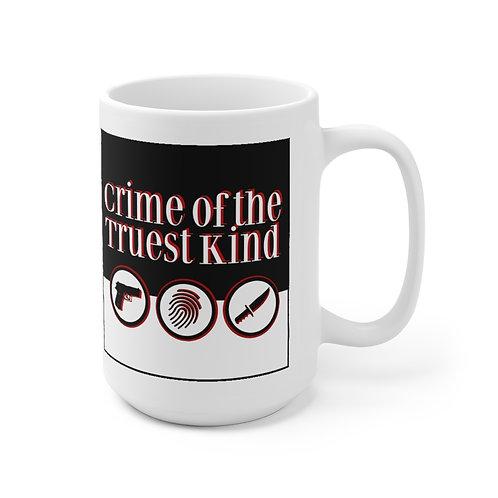 Big Time Crime Mug 15oz