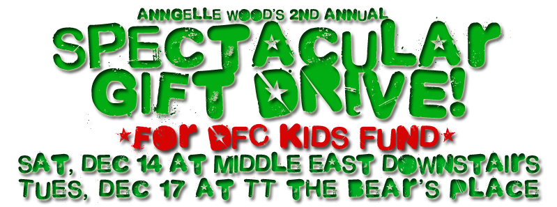 Spectacular Gift Drive For DCF Kids