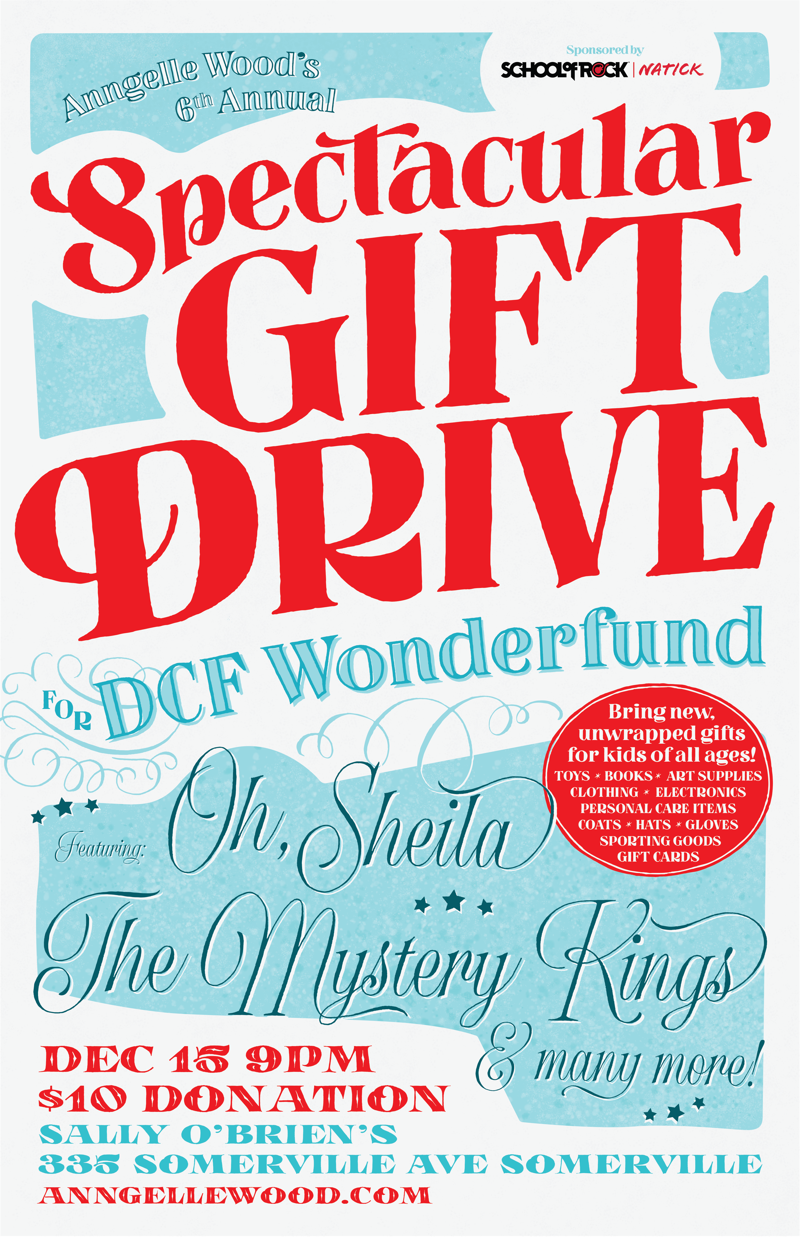 Spectacular Gift Drive