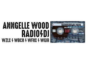 ANNGELLE WOOD / RADIO DJ
