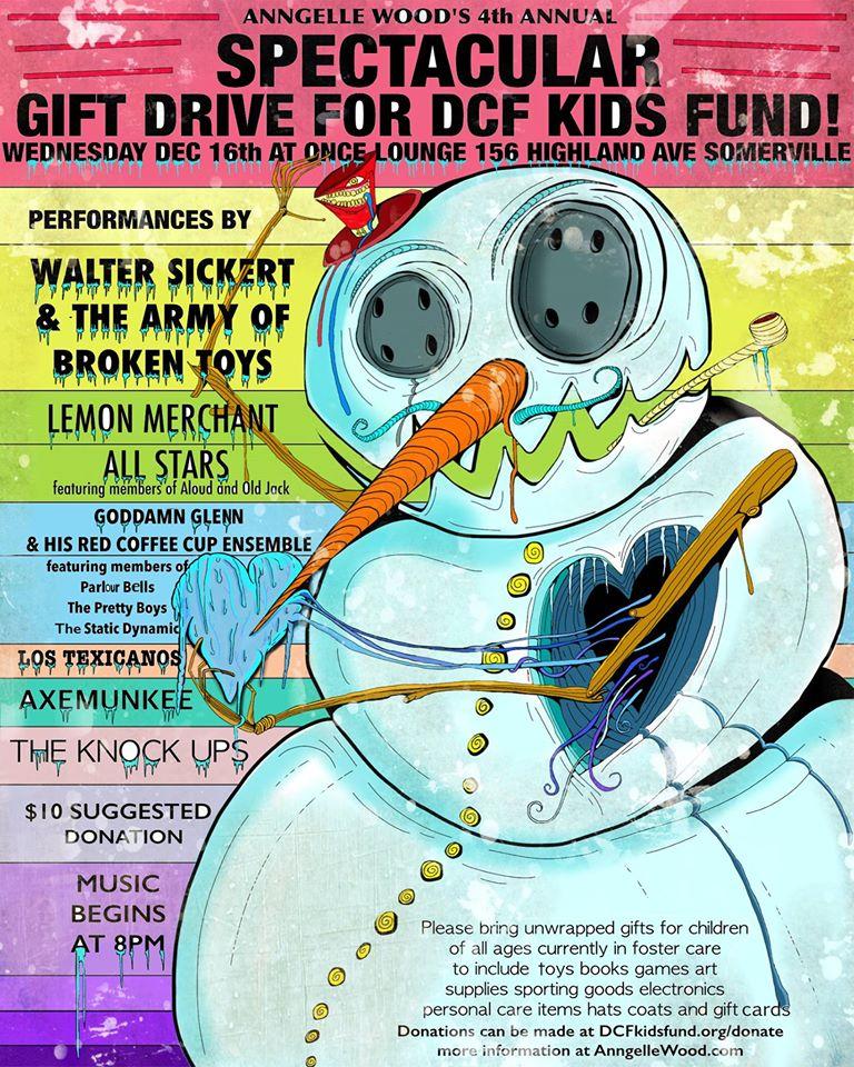 2015 DCF Kids Fund Gift Drive