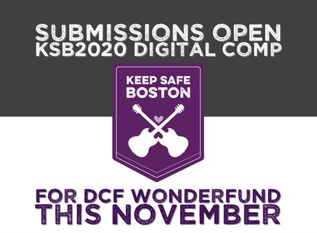 KEEP SAFE BOSTON 2020 DIGITAL COMP FOR DCF WONDERFUND
