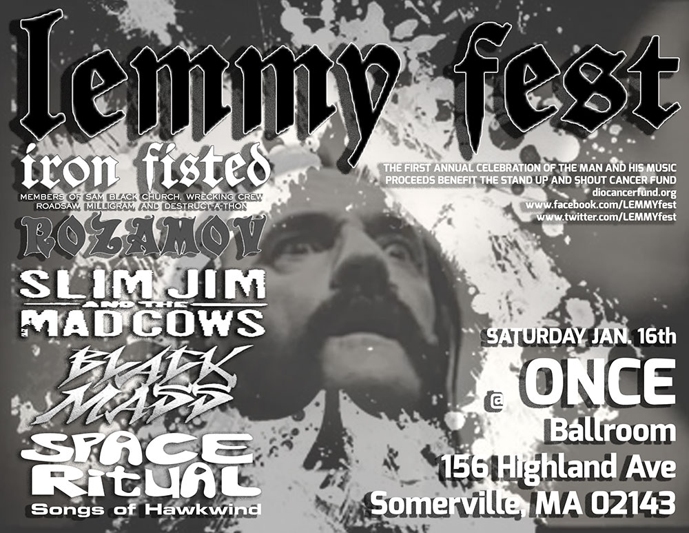 First Annual LEMMYfest
