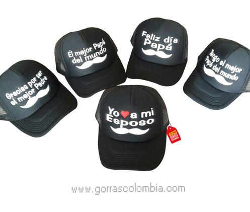 0404cf32da58b gorras negras unicolor para familia dia del padre