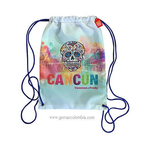 tula blanca personalizada cancun