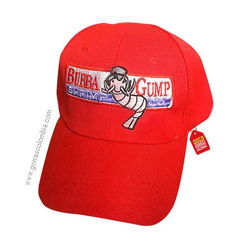 gorra roja unicolor personalizada empresarial