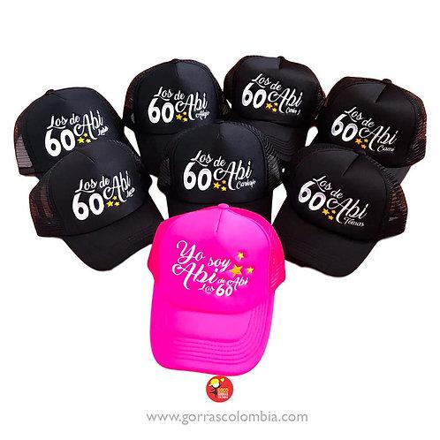 gorras negras unicolor para fiesta cumpleanos