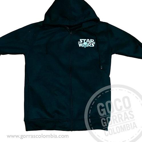 buso negro personalizado star wars