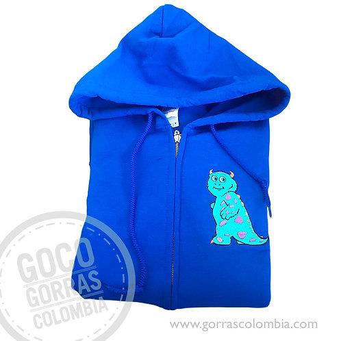buso azul para nino sullivan baby monster