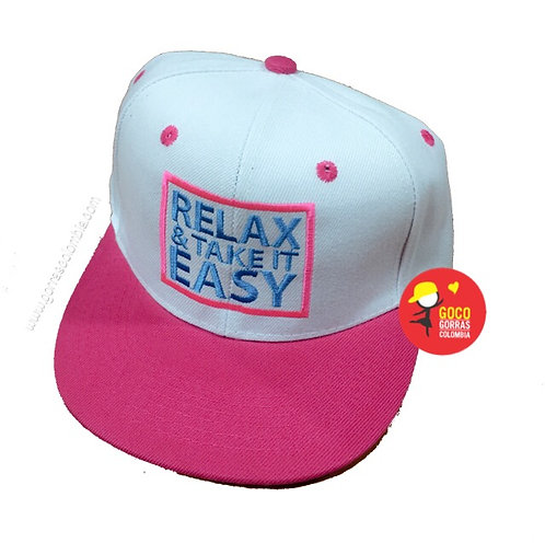 RELAX & TAKE IT EASY
