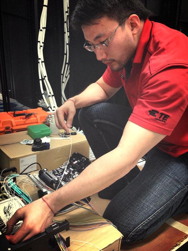 Fiber Splicing & Jointing