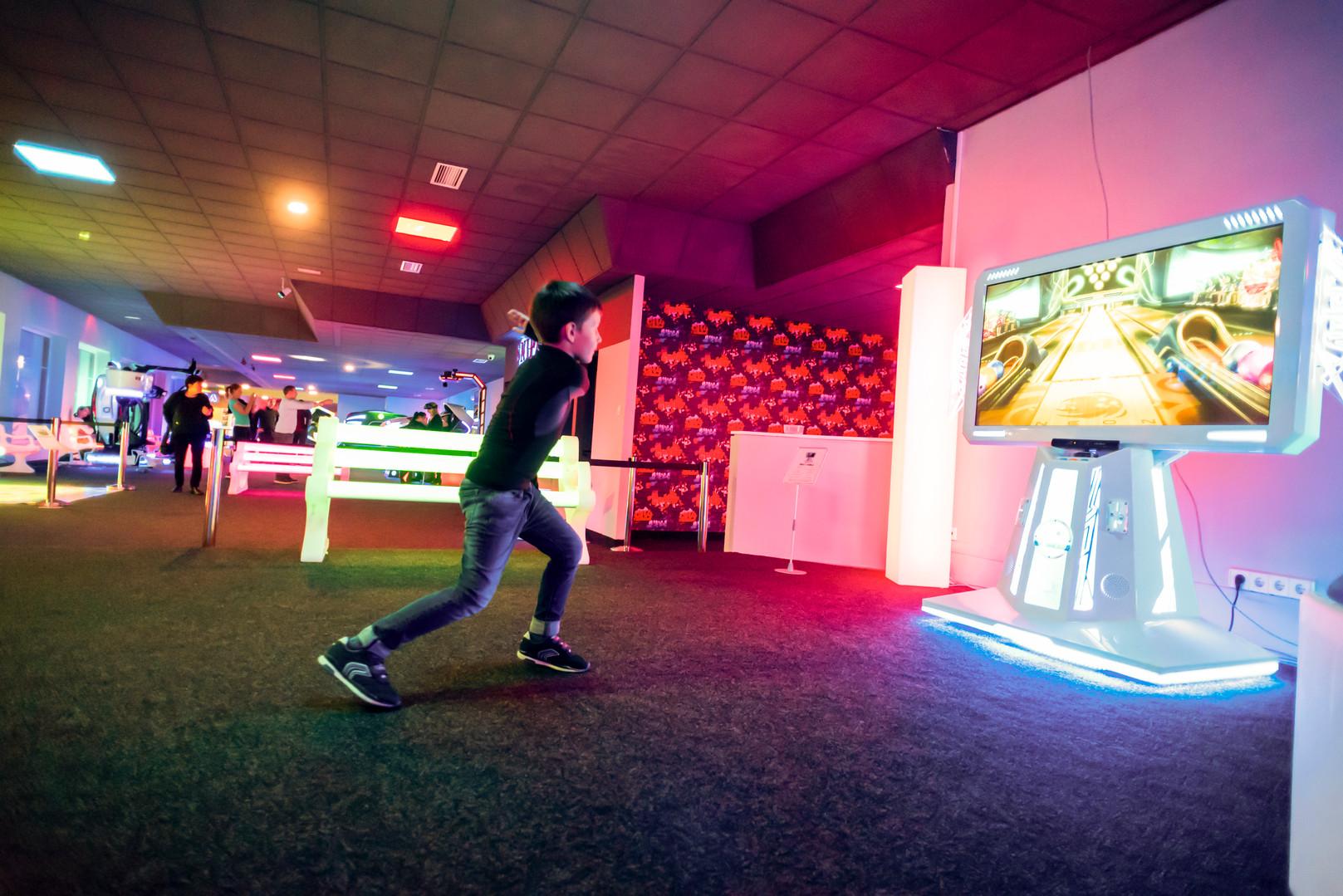 Kinect World