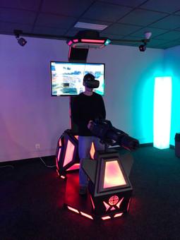 VR Terminator