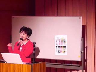 滋賀長浜「お寧様のひな祭り」講演会でした