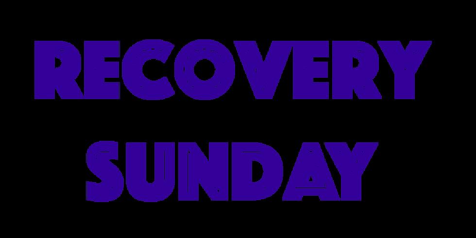 Recovery Sunday 2021