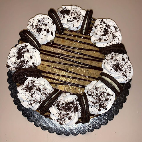 Cookies & Cream Oreo Cheesecake