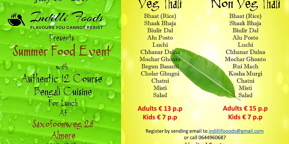 Summer Food Event