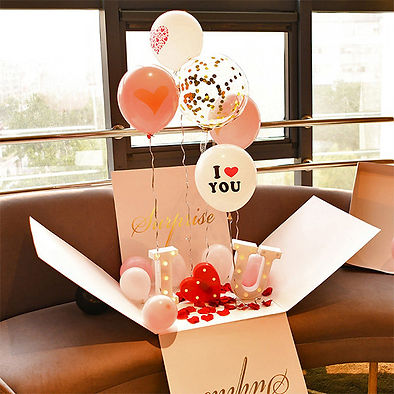 Balloon Box Mc Event 83