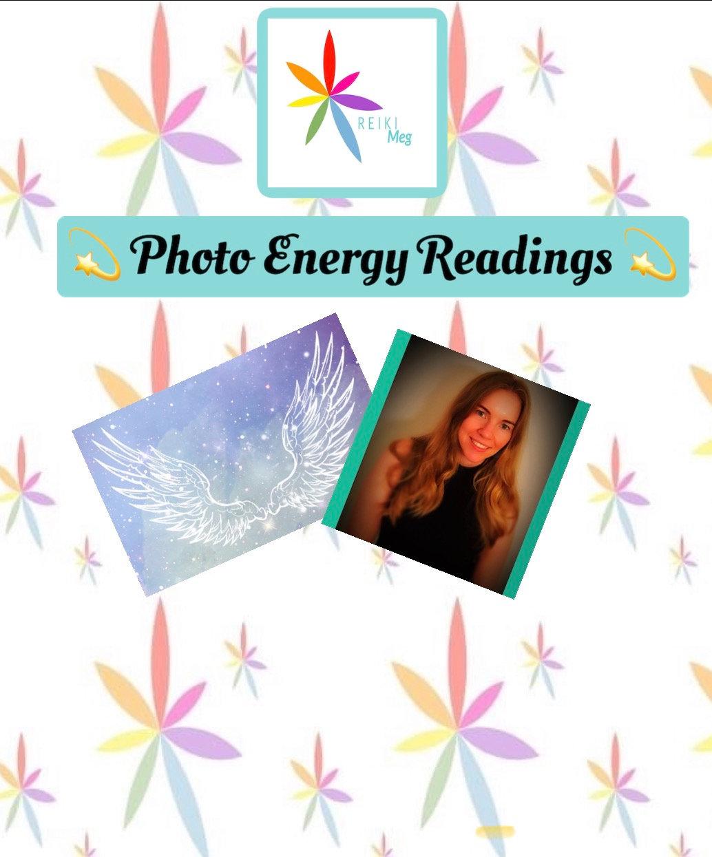 Photo Energy Readings