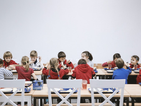 Free school meals during October 2020 half term